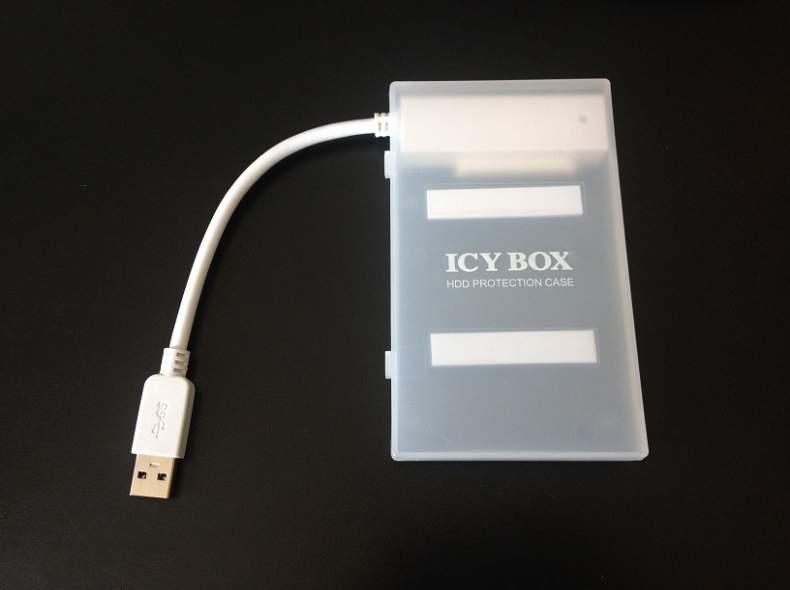 2915 USB S-ATA Festplatten Adapter