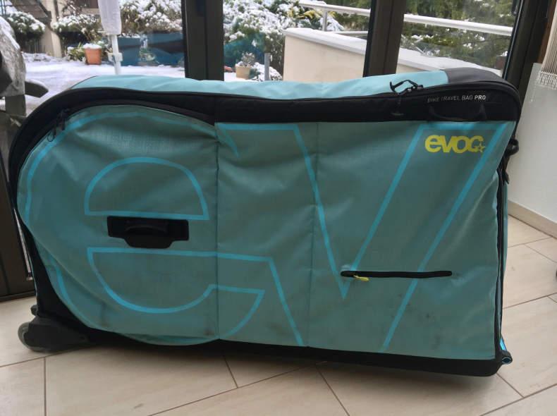27818 EVOC Bike Travel Bag Pro