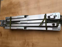 27819 Feldbett mit Aluminium-Rahmen