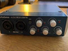 27839 PreSonus AudioBox USB 96