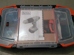 27932 Black&Decker Schlagbohrhammer