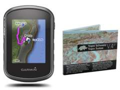 2952 Garmin GPS etrex touch 35 topo