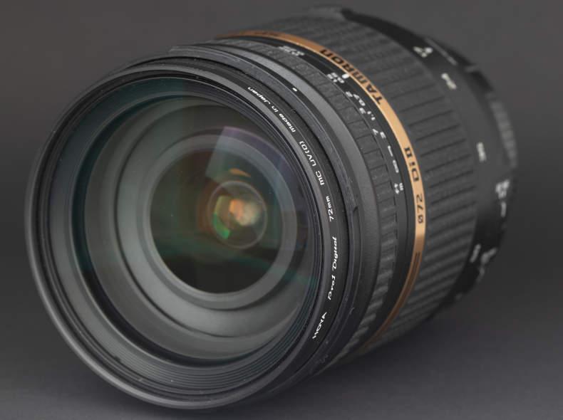 28131 TAMRON SP 17-50mm F/2.8 XR Di II VC