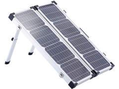 28130 Powerbank bis 500 W mit Solarpanel