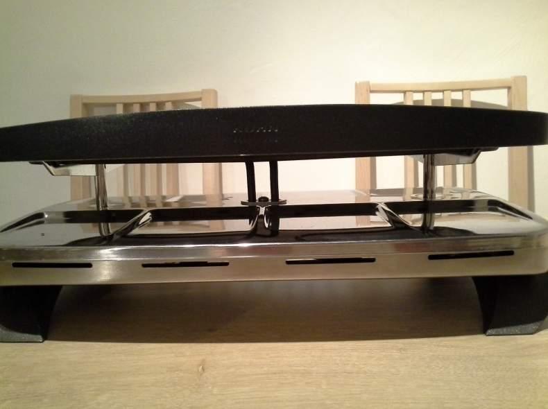 2958 Raclette-Ofen für 8 Personen