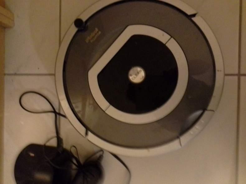 2959 Roomba Staubsaugerroboter