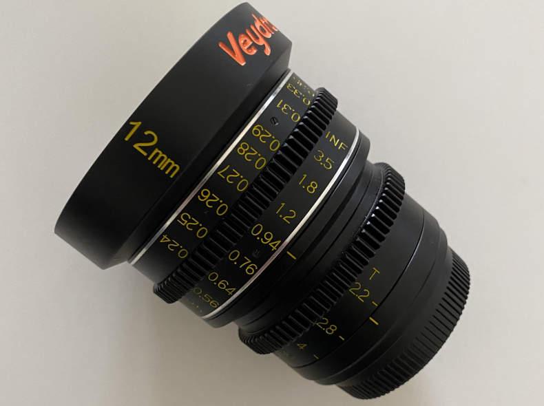 28217 Veydra 12mm Cine Prime Objektiv