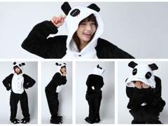 """2968 Kostüm für Frauen """"Panda"""""""