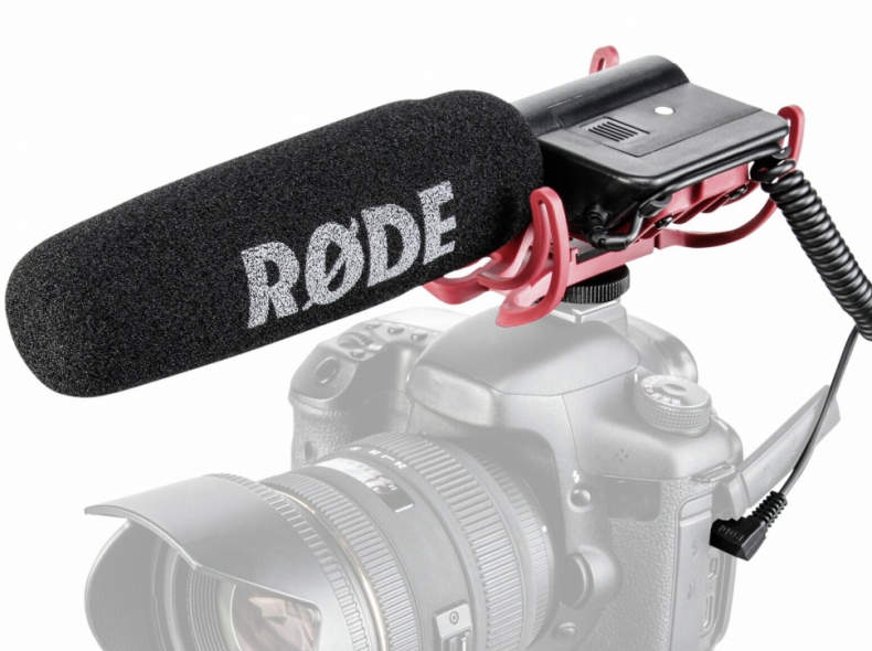 28380 RODE VideoMic Rycote Kameramikrofon