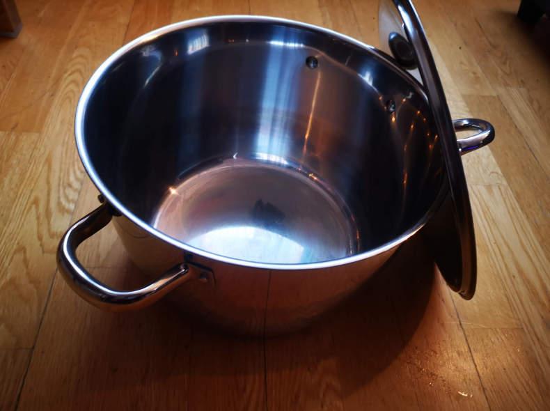 28397 Kochtopf 10 Liter