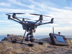 28448 Drone YUNEEC Typhoon H I 4K Kamera