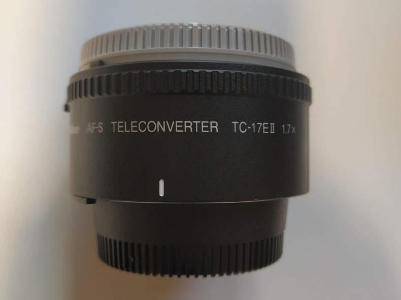 28547 Nikon TC-17E II 1,7fach
