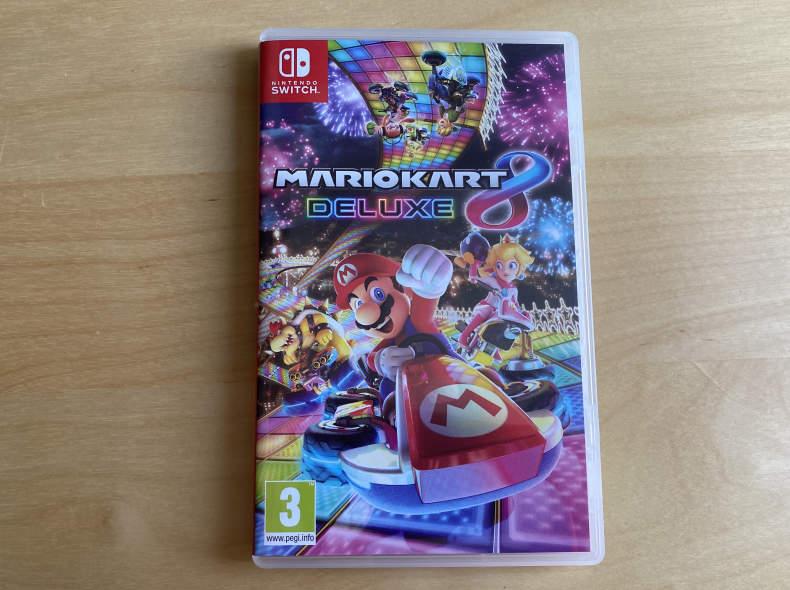 28601 Mario Kart 8 Deluxe Nintendo Switch