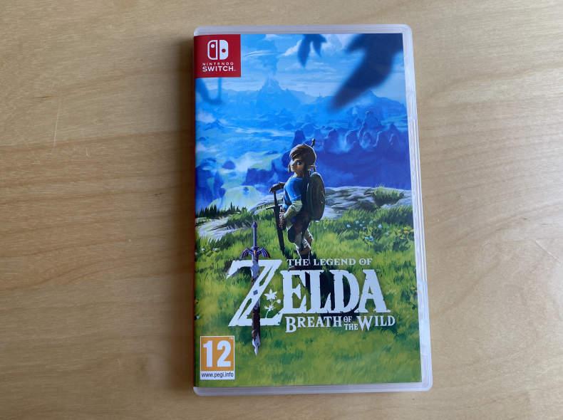 28602 The Legend of Zelda Nintendo Switch