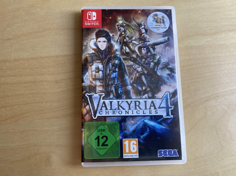 28603 Valkyria Chronicles 4  N-Switch