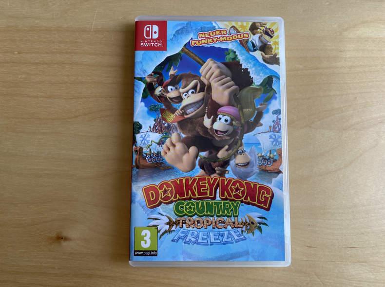 28606 Donkey Kong Nintendo Switch