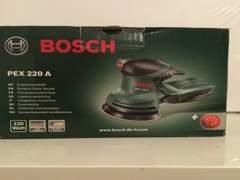 3001 Exzenterschleifer Bosch PEX 220 A