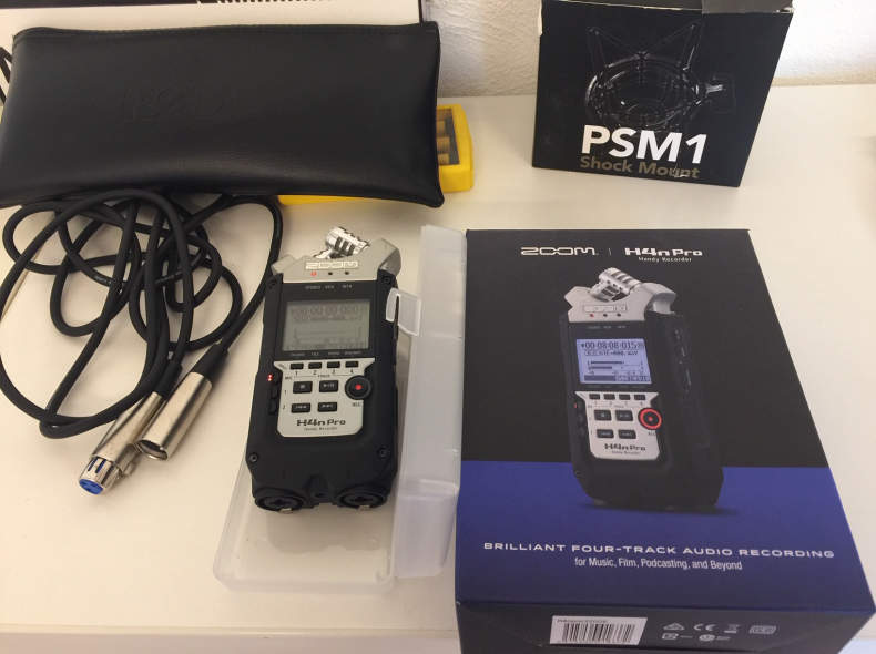 28639 Zoom H4n Pro Audio Recorder
