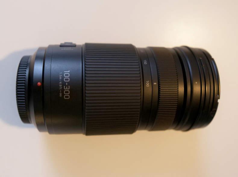 28648 PANASONIC LumixG 100-300mm f4,0-5,6