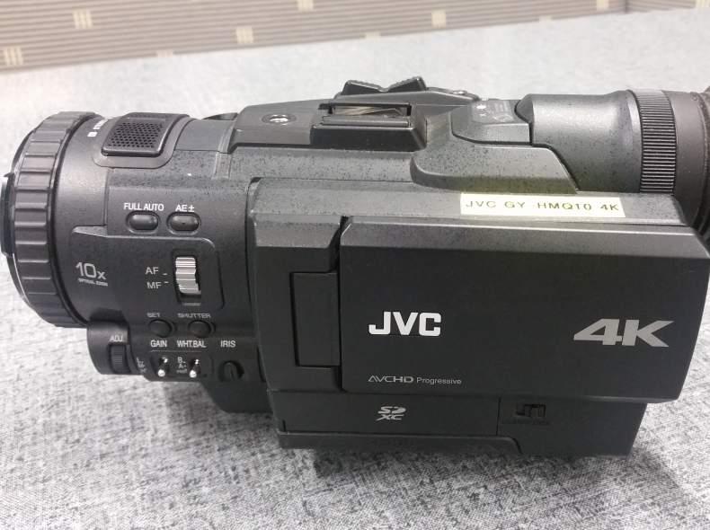 3020 4K Kamera inklusive Runsteady