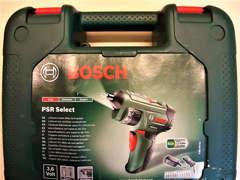 28786 Bosch Akku-Schrauber PSR Select Li