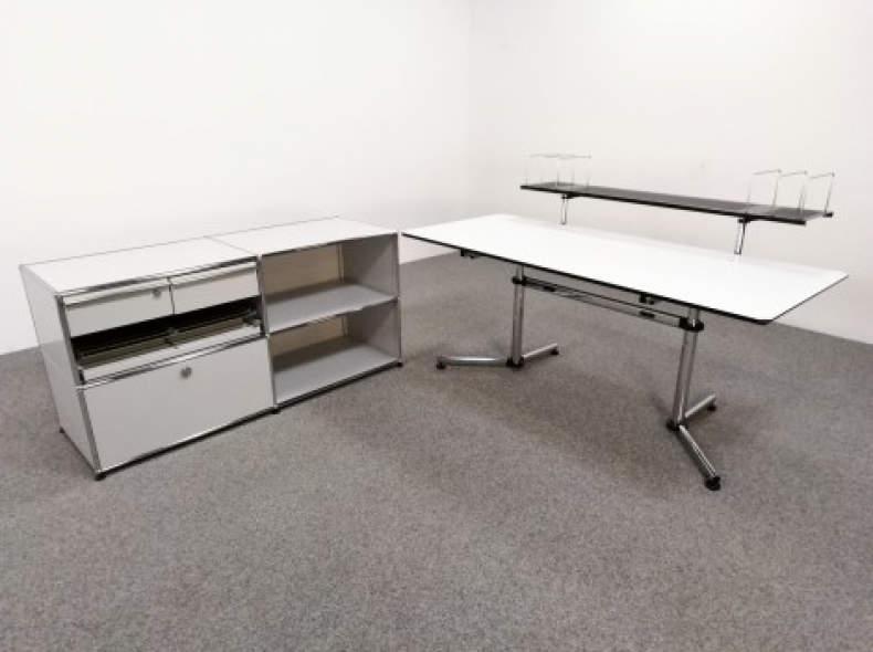 28836 USM-Arbeitsplatz mit Stuhl