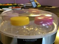 3031 Joghurtmaschine