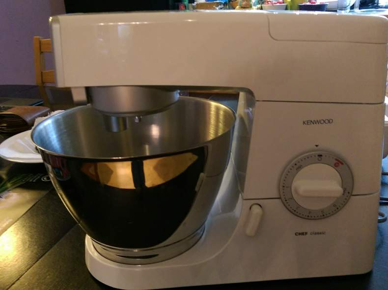 3035 Kenwood Chef Classic Küchenmaschine