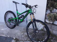29011 Mountainbike YT Capra