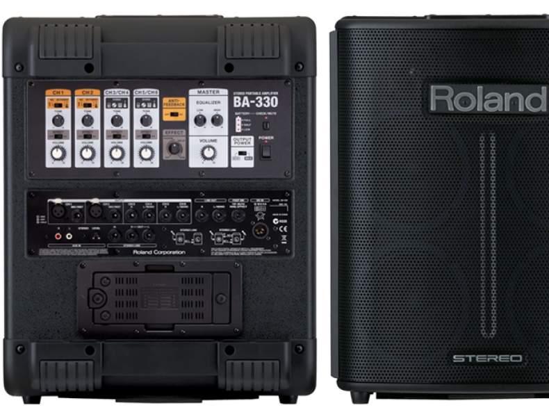 3059 Roland BA-330 Verstärker