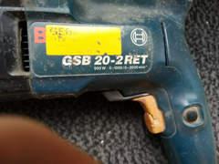 29462 Schlagbohrmaschine 900W