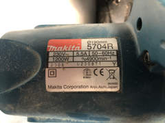 29476 Makita 5704R Handkreissäge 1200 W