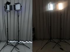 29488 LED Dauerlicht für Foto & Video
