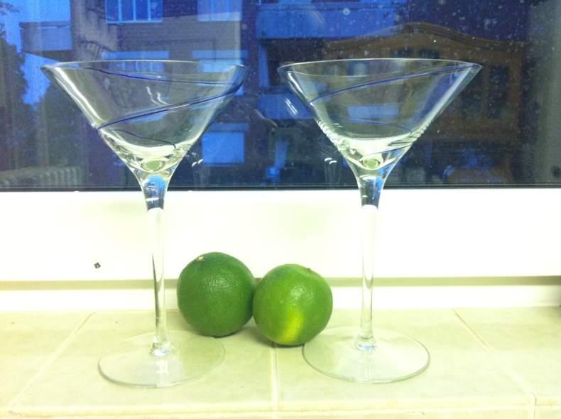 3078 Cocktail Gläser