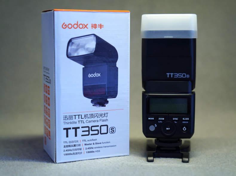 29539 Blitz von Godox für Sony