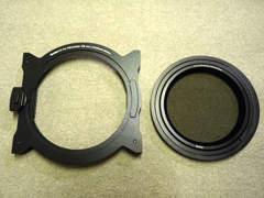 29560 Rollei Rechteckfilter Halterung