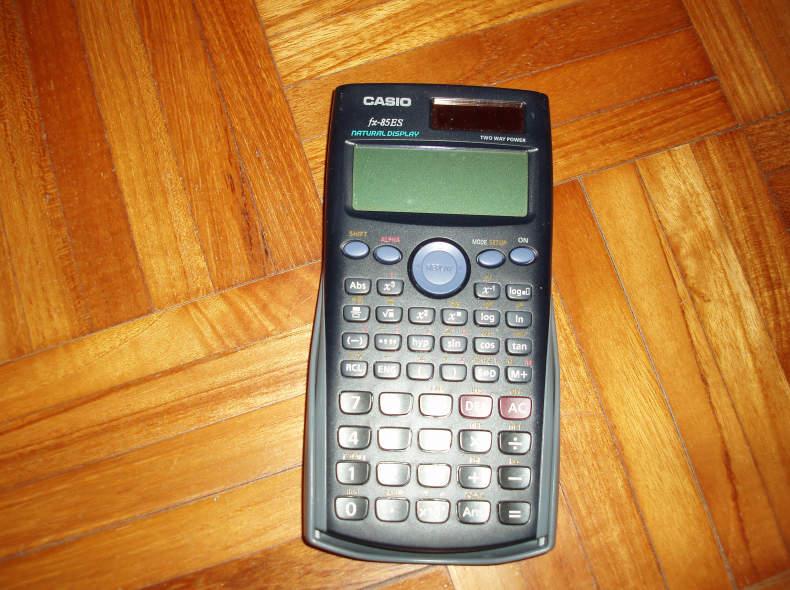 29638 Taschenrechner Casio fx 85ES