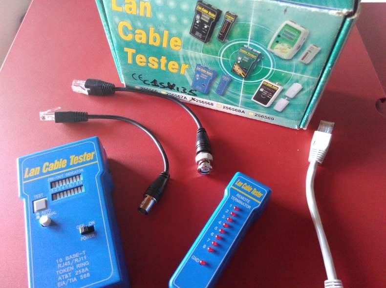 3100 LAN Kabel Tester