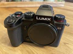 29881 Panasonic Lumix S5 24Mp Vollformat