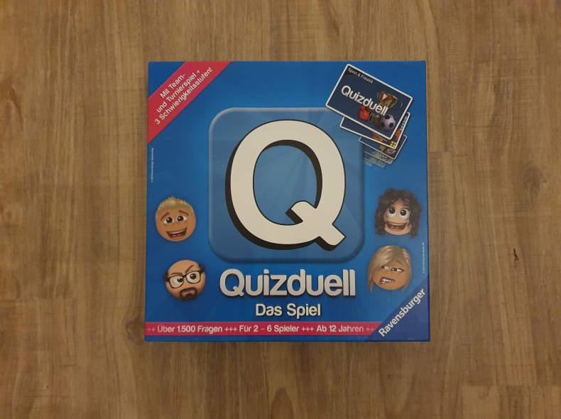 29889 Quizduell - das Spiel