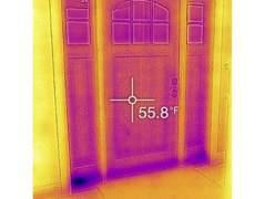 3126 FLIR One Wärmebildkamera mit Handy