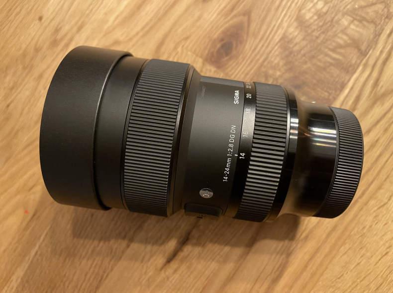 29982 Sigma Art 14-24mm F2.8 L-Mount
