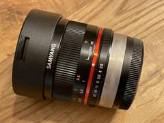 29986 Samyang 8mm F2.8 II Fuji X-Mount