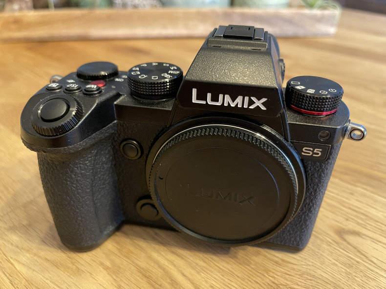 29997 Panasonic Lumix S5 24Mp Vollformat