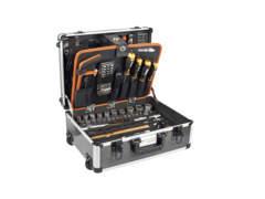 30014 Werkzeug-Rollkoffer, 152-teilig