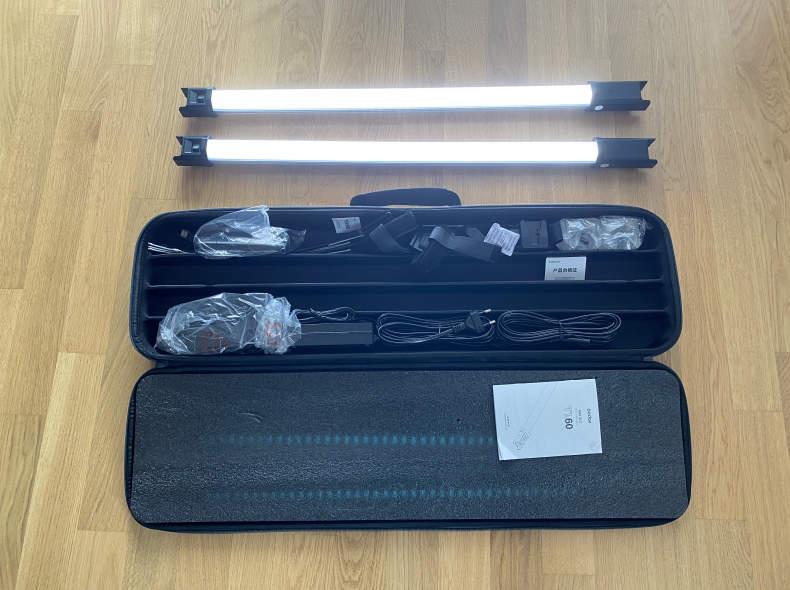 30051 Godox TL60 Lichtstab mit Kit 2 Stäb