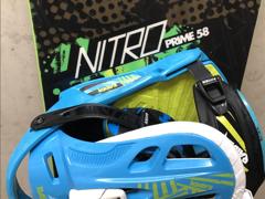 30167 Snowboard NITRO Prime58