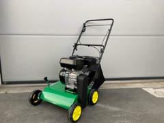 30186 Vertikutierer mit Benzinmotor