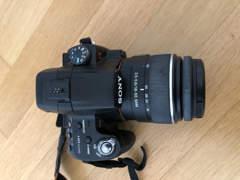 30319 Spiegelreflexkamera Sony Alpha 55