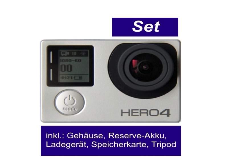 3162 GoPro HERO 4 Silver